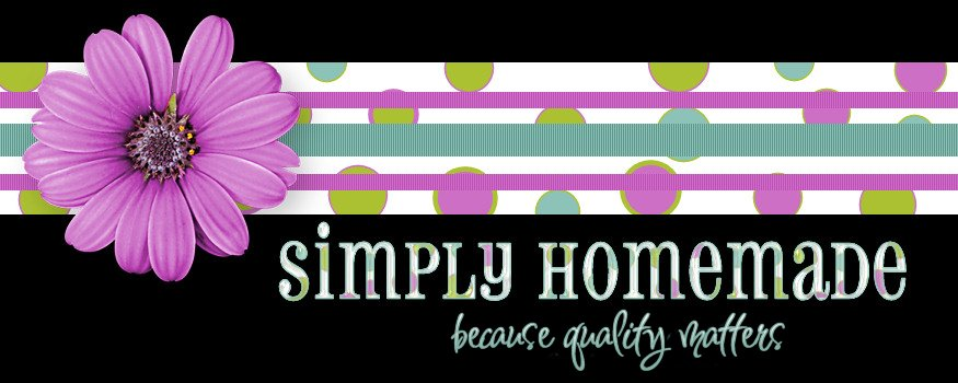 Welcome to Simply Homemade!
